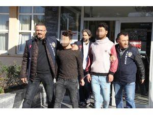 Gasptan Tutuklanan 4 Iraklı Tahliye Oldu