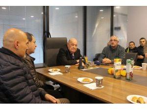 Yolbulan'dan Karabükspor'a Şampiyonluk Primi