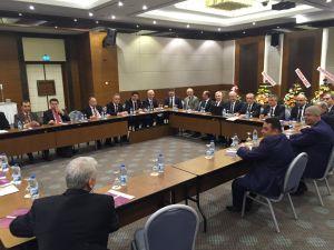 Temsilcilerin ikinci bölgesel toplantısı Samsun'da yapıldı