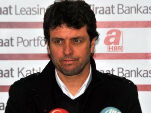 Cihat Arslan: İlk periyotu kaybettik, üzgünüz
