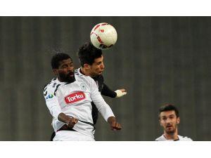 Beşiktaş: 1 - Torku Konyaspor: 2