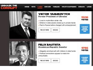 Uluslararası Şeffaflık Örgütü: Dünyanın bir numara yolsuzu Yanukoviç