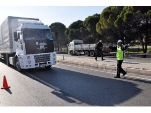 Yılın İlk Ayı Aydın'da Trafik Ekipleri Darphane Gibi Çalıştı