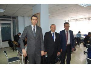 Bitlis Milli Eğitim Müdürü Korkmaz'ın Güroymak Ziyareti