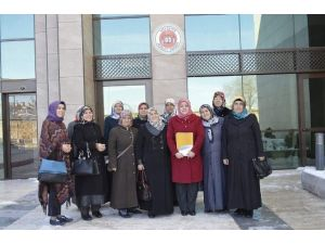 Nevşehirli AK Kadınlardan Kemal Kılıçdaroğlu'na Suç Duyurusu