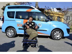 Büyükşehir'den Engelli Vatandaşlara Medikal Malzeme Yardımı