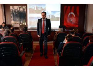 ADÜ Eğitim Fakültesi Akademik Kurulu Toplandı