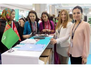 Kuru Meyveler Türkmenıstan'da Tanıtıldı