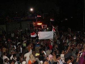 Yemen'de '11 Şubat devrimi'nin yıl dönümü kutlandı