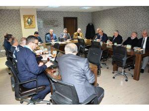 Oda Başkanları Belsa'da Bir Araya Geldi