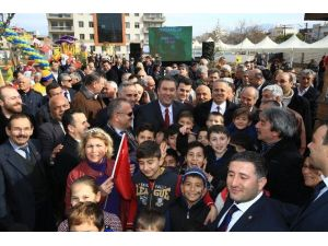 Buca'ya 3 Bin 150 Metrekarelik Yeni Park