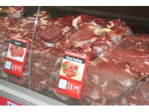 Kırmızı et tavan fiyatına tepki