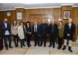 Nuh Naci Yazgan Üniversitesi Mimarlık Fakültesi Öğretim Üyeleri Melikgazi'de