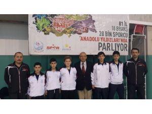 Düzce Masa Tenisi Takımı Finallerde