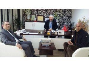 Bimyad Genel Merkezinden, BİK Şube Müdürü Abacı'ya Ziyaret