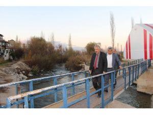 """""""Kanal Hisarcık"""" Projesi İhale Edildi"""