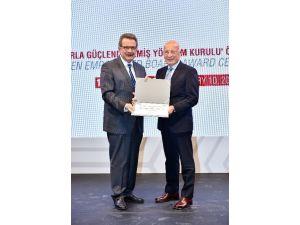 Turcas'a, 3'üncü Kez Kadınlarla Güçlendirilmiş Yönetim Kurulu Ödülü