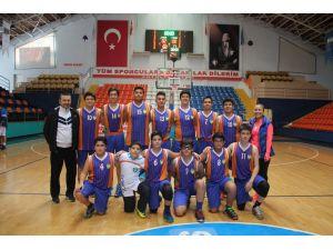 Toros Akdeniz, basketbolda adım adım zirveye yürüyor