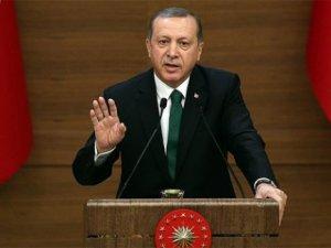 Erdoğan: Bizim alnımızda enayi yazmıyor