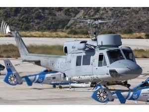 Ege'de düşen 2 helikopter personelinin cesedine ulaşıldı