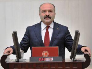 Milletvekili Usta'dan Ulaştırma Bakanı'na 'hızlı tren' sorusu