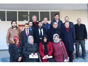 AK Parti Oltu Teşkilatı'ndan Kılıçdaroğlu Hakkında Suç Duyurusu