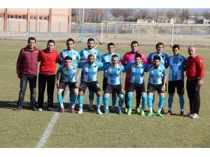 Nevşehir 1. Amatör Ligde Erteleme Maçları Oynandı
