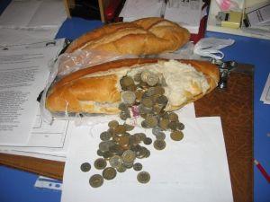 Zabıtadan 'Ekmek Arası Para' Operasyonu