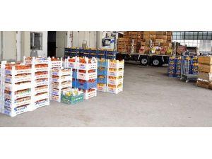 2015 Yılında 123 Bin Ton Meyve Ve Sebze Tüketildi