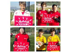 TFF-Ülker Elit Futbol Köyleri sona erdi