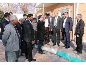 Haliliye'de Muhtar Evleri Vatandaşların Hizmetine Sunuluyor