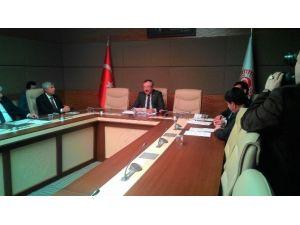 Akdeniz-pa Komisyonu Başkanlığına Özyer Seçildi