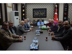 Karbartınder'den Aksoy'a Ziyaret