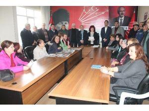 AK Partili Kadınlara CHP'den Cevap