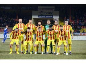 Alima Yeni Malatyaspor'un İç Saha Kabusu