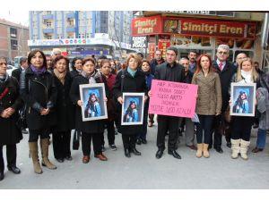 CHP İl Başkanı Kiraz: AKP iktidarlarında kadına şiddet yüzde bin 400 arttı
