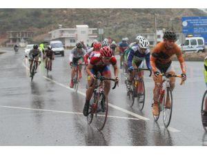 Pedallar Alanya'da Çevriliyor