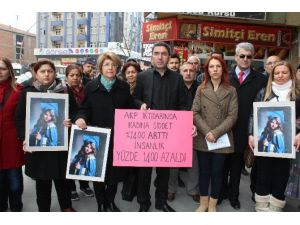 """Özgecan Aslan, Ölümünün 1. Yıl Dönümünde Malatya""""da Anıldı"""