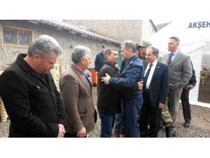 Konya Garnizon Komutanı Şahar'dan Akşehir Ziyareti