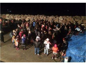 Aydın'da 262 Göçmen Yakalandı