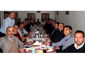 Azerbaycanlılar Gönül Dostları İle Buluştu