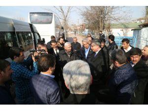 Elazığ'daki muhtarlar Kozaklı'da seminere katılacak