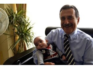 Hoş Geldin Bebek Ziyareti Bu Defa Da Basın Mensuplarına