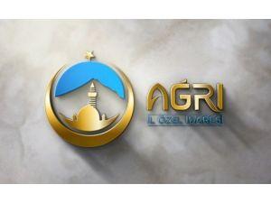 Ağrı İl Özel İdaresi'nin Kurumsal Logosu Yenilendi