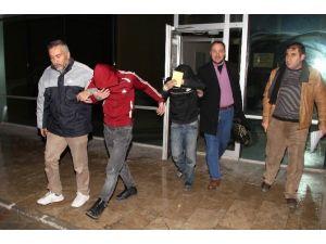 Lastik Magandaları Tutuklandı