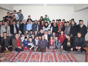 Çaycuma'da Gençlerle Buluşma Etkinliği Yapıldı