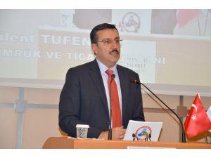 Bakan Tüfenkci: Ülkemizi yol geçen hanına döndürmeyeceğiz
