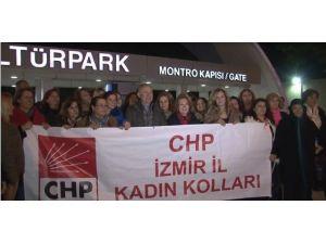 Özgecan, İzmir'de Ölümünün Birinci Yıldönümünde Anıldı
