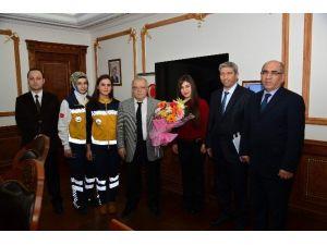 Kırşehir'de 112 İhbarlarının Yüzde 82'si Asılsız