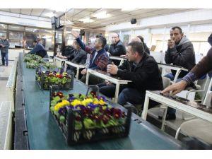 Çiçekçilerin Umudu 14 Şubat